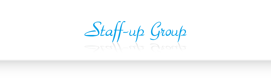 STAFF UP OFFICIAL WEB SITE